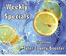 Weekly Booster Advertisements