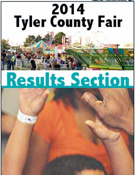 2014 Tyler County Fair Section