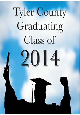 2014 Booster Graduation Section