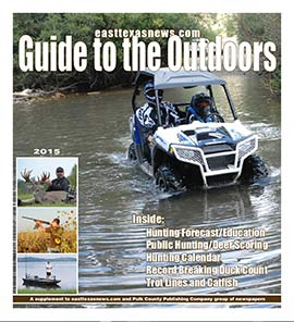 Outdoor Guide 2015
