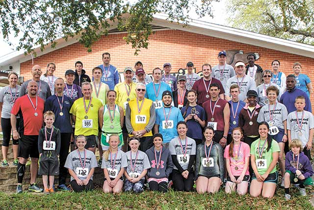 Fun Run 2014 Winners (Jim Powers Photo)