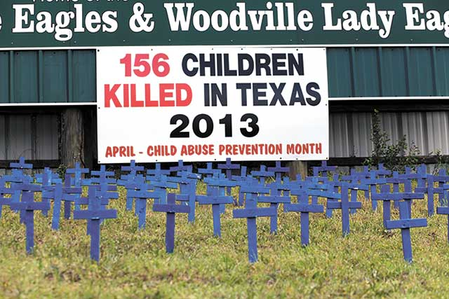 April is ChildAbuse Prevention Month