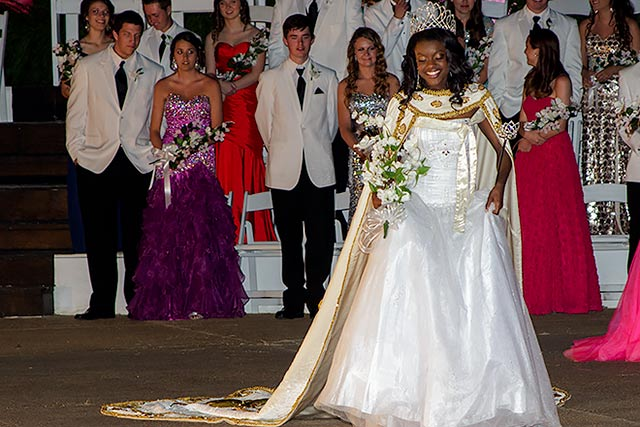 Dorian Maloy of Woodville is 2014 Tyler County Dogwood Queen (Jim Powers Photo)