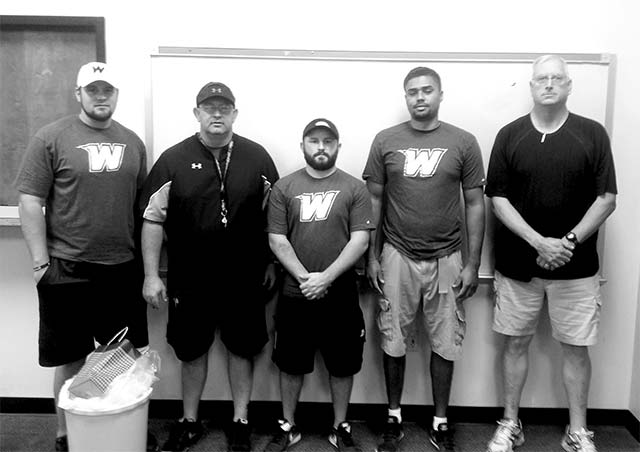 New Woodville Coaches