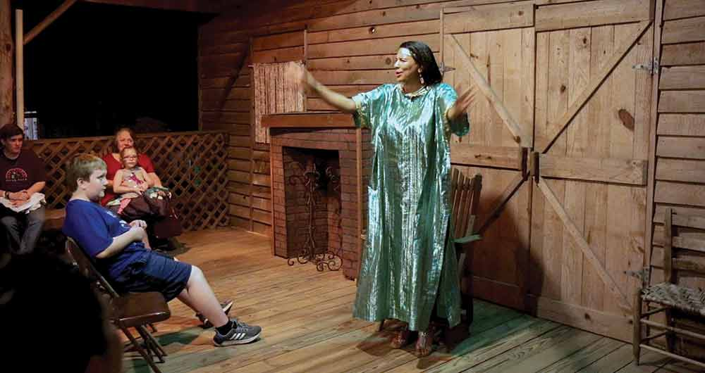 Annual spooky storytelling event scheduled at Heritage Village