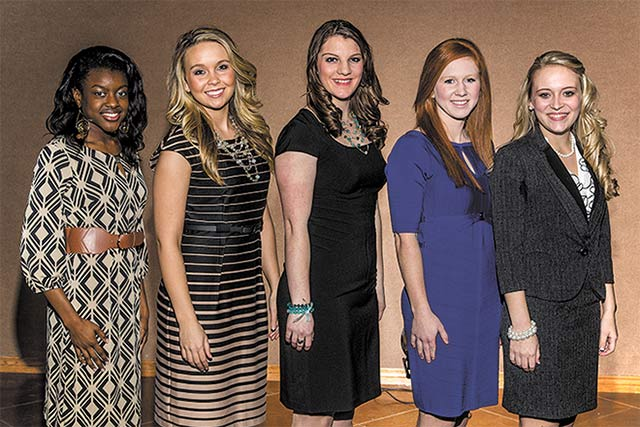 2014 Dogwood Festival Princesses Announced