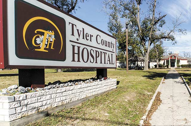 Tyler County Hospital overcomes challenges