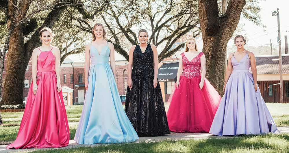 2019 Dogwood Festival Princesses Announced