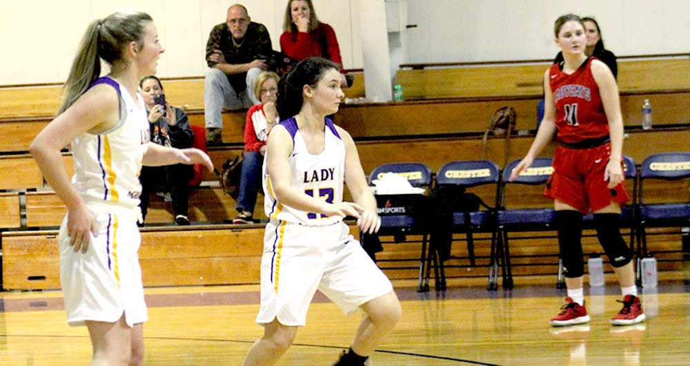 Chester Lady Jackets defeat Apple Springs