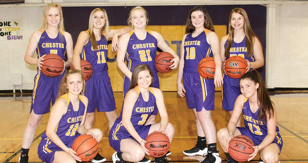 Chester Lady Jackets nab playoff spot