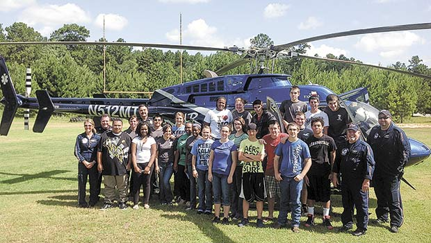 Students complete Teen Police Academy